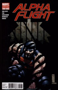 Alpha Flight (Maxi Series) 2011 - 2012 #2