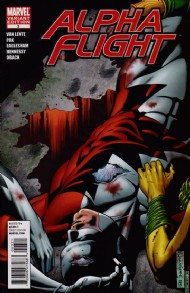 Alpha Flight (Maxi Series) 2011 - 2012 #3