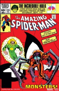 The Amazing Spider-Man (1st Series) 1963 - 2014 #235