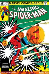 The Amazing Spider-Man (1st Series) 1963 - 2014 #244