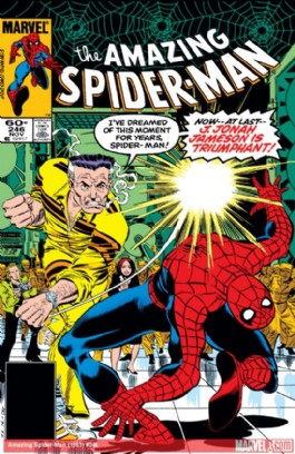 The Amazing Spider-Man (1st Series) #246