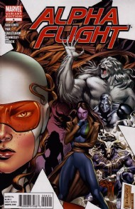 Alpha Flight (Maxi Series) 2011 - 2012 #4