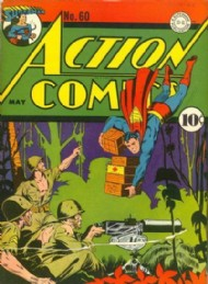 Action Comics (1st Series) 1938 - 2011 #60