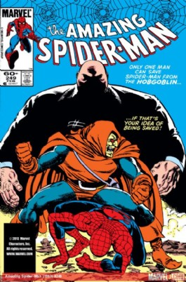 The Amazing Spider-Man (1st Series) #249