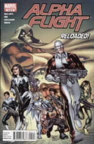 Alpha Flight (Maxi Series) 2011 - 2012 #5