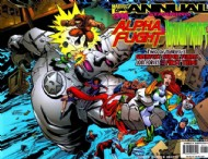 Alpha Flight and Inhumans Annual 1998 1998 #1998