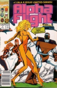 Alpha Flight Special (1st Series) 1991 #1