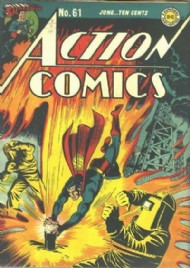 Action Comics (1st Series) 1938 - 2011 #61
