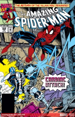 The Amazing Spider-Man (1st Series) #359