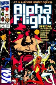 Alpha Flight Special (1st Series) 1991 #3
