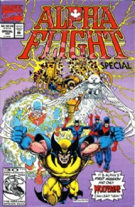 Alpha Flight Special (2nd Series) 1992 #1