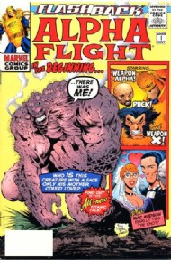 Alpha Flight: in the Beginning 1997 #-1