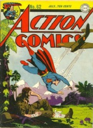 Action Comics (1st Series) 1938 - 2011 #62
