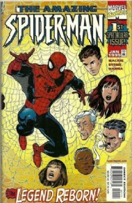 The Amazing Spider-Man (2nd Series) 1999 - 2013 #1