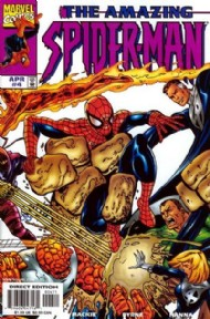 The Amazing Spider-Man (2nd Series) 1999 - 2013 #4