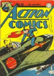 Action Comics (1st Series) 1938 - 2011 #63
