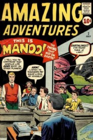 Amazing Adventures (1st Series) 1961 #2