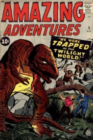 Amazing Adventures (1st Series) 1961 #3