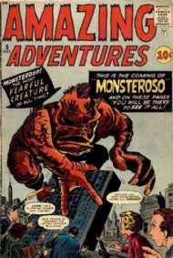 Amazing Adventures (1st Series) 1961 #5