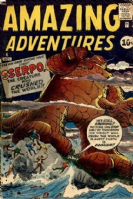 Amazing Adventures (1st Series) 1961 #6