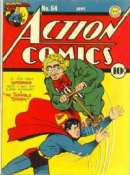 Action Comics (1st Series) 1938 - 2011 #64