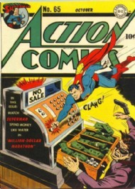 Action Comics (1st Series) 1938 - 2011 #65