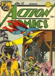 Action Comics (1st Series) 1938 - 2011 #67