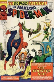 The Amazing Spider-Man Annual 1964 #1
