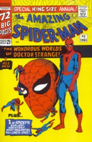 The Amazing Spider-Man Annual 1964 #2