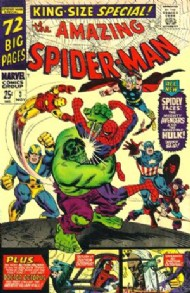 The Amazing Spider-Man Annual 1964 #3