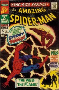 The Amazing Spider-Man Annual 1964 #4