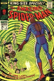 The Amazing Spider-Man Annual 1964 #5