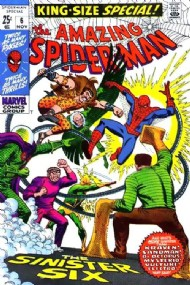 The Amazing Spider-Man Annual 1964 #6