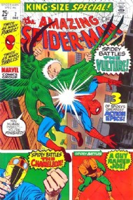 The Amazing Spider-Man Annual 1964 #7