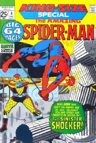 The Amazing Spider-Man Annual 1964 #8