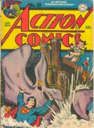 Action Comics (1st Series) 1938 - 2011 #68