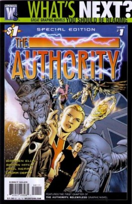 The Authority (Series One) #1