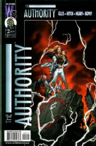 The Authority (Series One) 1999 - 2002 #2