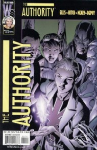 The Authority (Series One) 1999 - 2002 #11
