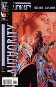 The Authority (Series One) 1999 - 2002 #12