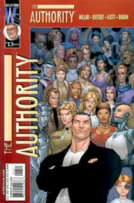 The Authority (Series One) 1999 - 2002 #13