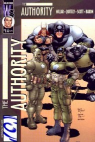 The Authority (Series One) 1999 - 2002 #14