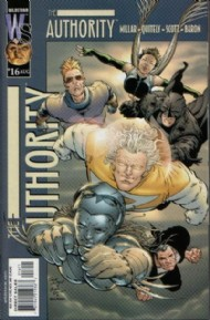 The Authority (Series One) 1999 - 2002 #16