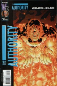 The Authority (Series One) 1999 - 2002 #18