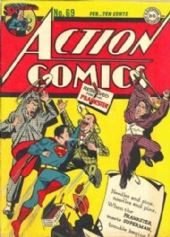 Action Comics (1st Series) 1938 - 2011 #69