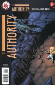 The Authority (Series Two) 2003 - 2004 #5