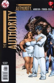The Authority (Series Two) 2003 - 2004 #7
