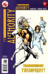 The Authority (Series Two) 2003 - 2004 #8