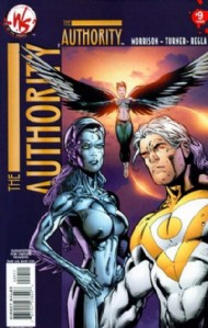 The Authority (Series Two) 2003 - 2004 #9