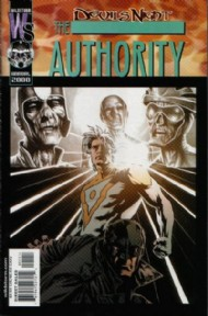 The Authority Annual 2000 2000 #1